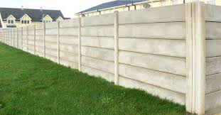 Concrete Fencing Panels The Garden Gate