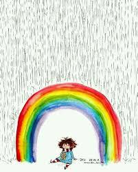Pin by Priscilla Hughes on Art Stuffs   Dreamy art, Whimsical art, Rainbow  art