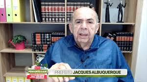 LIVE] Pergunte o que quiser ao Prefeito... - Jacques Albuquerque