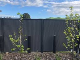Mini Orb Profile Colorbond Fencing Panel Has A Centre Rail On Back Of Panel 100 Australian Made 2 35 L M 0 35mm Thickness Choose Colour Crazy 25 Extra Discount Package Deal