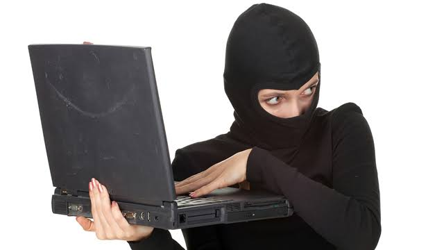Image result for laptop thief""