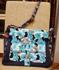 Customer Make: The Barcelona Satchel | SusieDDesigns Sewing & Crafts