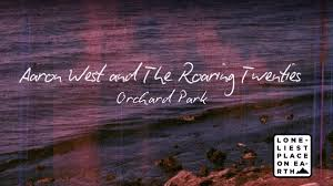 """Listen to Aaron West and the Roaring Twenties new song """"Orchard Park"""" - All  Punked Up"""
