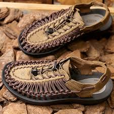 leather sandal men uneek leather