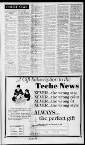 Teche News from St. Martinville, Louisiana on March 30, 1994 · 31