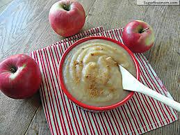 crock pot applesauce no sugar added