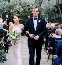 Harry Potter's Scarlett Byrne ties the knot to Playboy's Cooper Hefner –  The Independent News