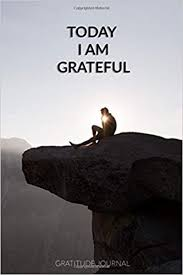 today i am grateful gratitude journal x pages day
