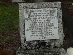Bertha Ada Watson Kewley (1877-1965) - Find A Grave Memorial