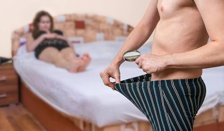 Resultado de imagem para como acabar com o problema de ereção