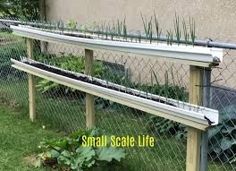 How To Build Vertical Garden Planters Small Scale Life