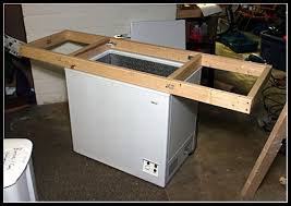 build your own bar with kegerator the