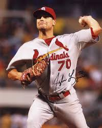 Tyler Lyons St. Louis Cardinals Signed Autographed Pitching 8x10 Photo  W/coa - Autographed MLB Photos at Amazon's Sports Collectibles Store