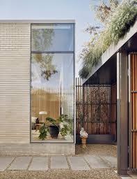 Best 60 Modern Outdoor Wood Fences Walls Front Yard Design Photos Dwell