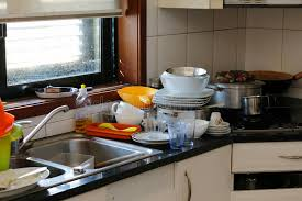 Cozinha Suja Desarrumado Fotos De Stock - Baixe 40 Fotos Royalty Free