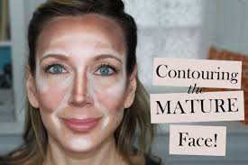 how to contour the face