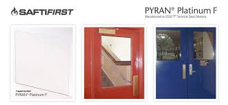 fire rated glass safety first pyran