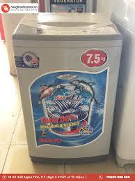 Máy Giặt Sanyo ASW-U680HT 7Kg – Hàng Thanh Lý Đà Lạt