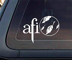 Amazon Com Afi Logo Car Decal Sticker Automotive