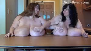Hardcore BBW Big Tits at Divine Breasts - MatureKingdom.com