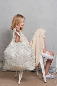 Press Loft   Image of Abigail Edwards - Seascape in Winter Bag for Press &  PR