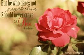 quotes about rose flower quotes