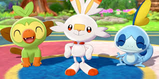 Daily Debate: What Starter Would Link Pick in Pokémon Sword and ...