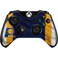 Nba Indiana Pacers Xbox One Controller Skin Indiana Pacers Away Jersey Vinyl Decal Skin For Your Xbox One Video Games Xbox Xbox One Controller Xbox Controller