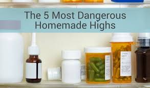 most dangerous and legal homemade highs