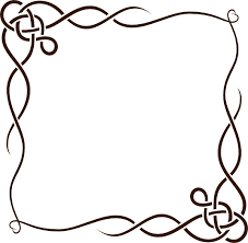 vector art and vine borders and frames
