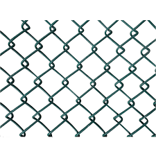 China Lowest Price For Fine Mesh Chain Link Fence Pvc Coating Chain Link Fence Yeson Factory And Manufacturers Yeson
