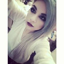 gothic makeup innocent simple easy