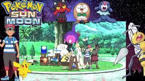 Rod pokemon moon.