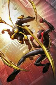 Aaron Davis/ Iron Spider (Earth-1610) | Marvel, Spiderman, Spider