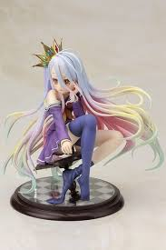 no game no life shiro ani statue 1 7