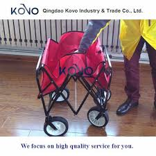 china easy go wagon folding collapsible