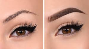 perfect eyebrows tutorial everything