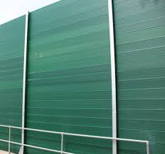 Modular Acoustic Barrier Panels Procter Contracts