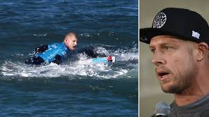 Shark Attack Surfer Mick Fanning ...