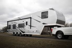 atc aluminum toy hauler 5th wheel