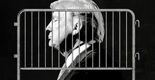 Trump Built The Wall Around Himself The Atlantic