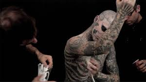 see zombie boy without tattoos scene360