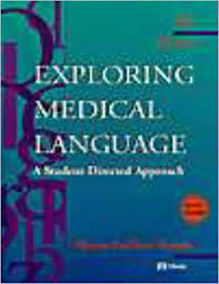 Exploring Medical Language: A Student-Directed Approach (Book with CD-ROM  for Windows and Macintosh with Flashcards): Lafleur Brooks, Myrna, Brooks,  Myrna Lafleur, Brooks R.N., Myrna LaFleur, Chaney, May S.: 9780323000406:  Amazon.com: Books