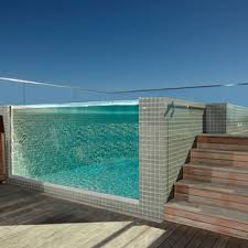 75 Beautiful Small Rooftop Pool Pictures Ideas November 2020 Houzz