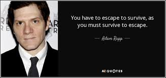 TOP 25 QUOTES BY ADAM RAPP (of 52) | A-Z Quotes