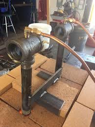 frosty t burner help gas forges i