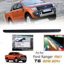 Ford Ranger T6 12 13 14 Wildtrak Rear Tailgate Cover Back Oem Genuine Trim Abs Archives Midweek Com