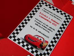 Invitaciones De Cumpleanos Cars Para Poner De Fondo 2 En Hd Gratis