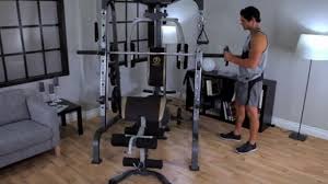 Marcy Smith Cage Machines Review - For Body Workout | Benchesreview