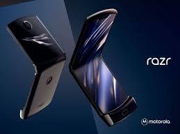 หลุดภาพ Motorola Razr (2020) 5G เผยตัวเครื่องและการออกแบบเป็นครั้งแรก
